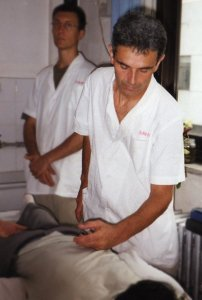 Massage Tuina - Francis Fournier